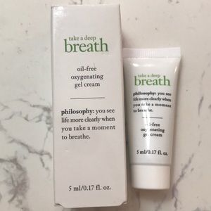 5 for $25 Philosophy Oxygenating Gel Cream